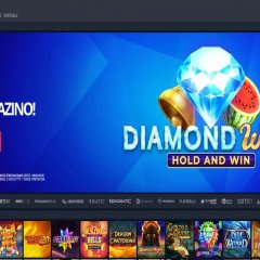 Novibet Casino Screenshot
