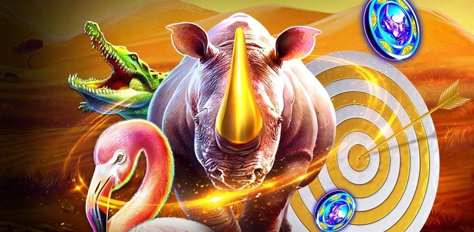 Great Rhino και Great Rhino Megaways