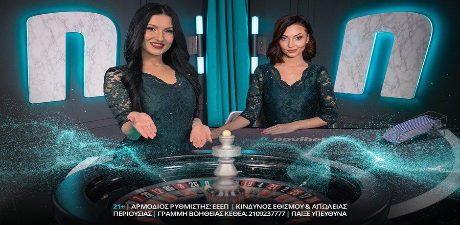 live casino promo